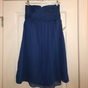 NWT JCrew Size 8 Strapless Special Occasion Dress