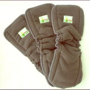 Naturally Nature Other - 👶{naturally nature} 12 Cloth Diaper Inserts