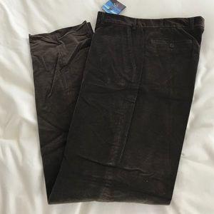 Paul & Shark Other - Men's brown corduroy pants