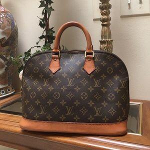 🎀 Louis Vuitton Alma PM