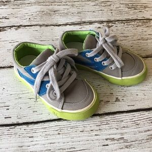 See Kai Run Other - See Jai Run gray blue sneakers boy  size 8