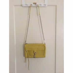 Authentic Rebecca Minkoff MAC Daddy Crossbody Bag