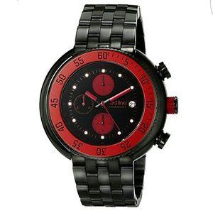 Redline Other - Men's Analog Display quartz black watch