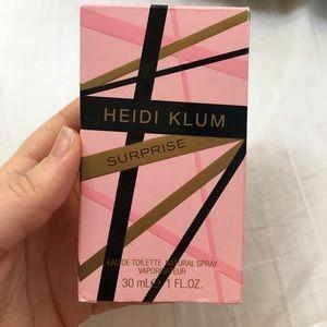 Heidi Klum Intimates Other - Authentic full Heidi Klum surprise fragrance