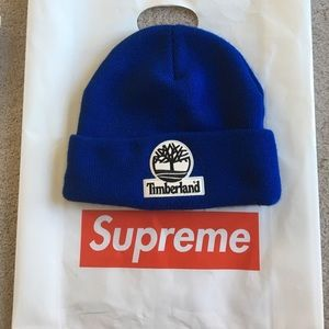 Timberland Other - Timberland x Supreme Beanie