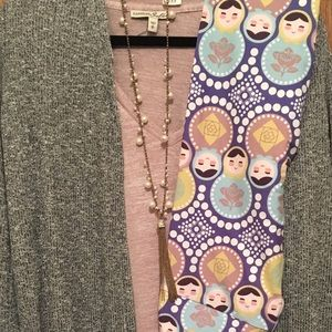 Lularoe Russian dolls in OS