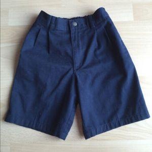 Izod boys uniform shorts