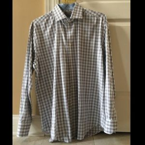 Thomas Dean Other - Thomas Dean Mens large long-sleeve button down