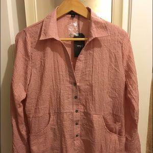 Very J Tops - Very J pocket tunic