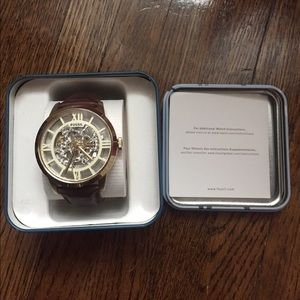 Fossil Other - NWOT fossil townsman automatic
