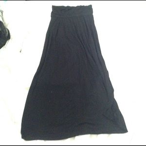 a.n.a Skirts - A black maxi skirt  casual or for dress up!!!