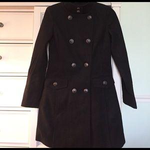 CoffeeShop Jackets & Blazers - Wool Blend Coat