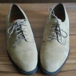 St. John's Bay Other - Leather upper,  laced,  genuine leather