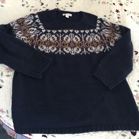 89% off Coldwater Creek Sweaters - Cute sweater. Size 14 L. from ...