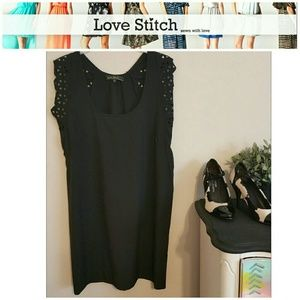 Love Stitch Dresses & Skirts - SALE!!  Love Stitch Cutout Sleeveless Dress