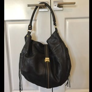 Rebecca Minkoff Shoulder Hobo Bag in Black