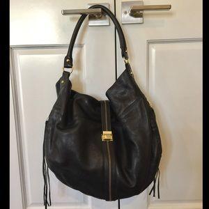 Rebecca Minkoff Shoulder Hobo Bag in Black