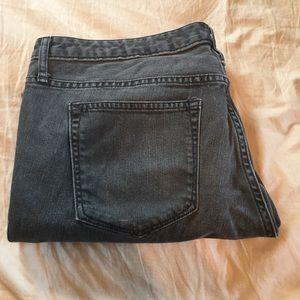GAP Denim - Gap 'Always Skinny' Gray Wash Jeans