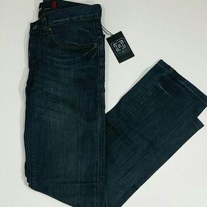KR3W Other - NWT KR3W K Slim Button Fly Jeans Sz 28