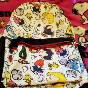 Peanuts Other - **BRAND NEW** WITH ORIGINAL TAGS PEANUTS BACKPACK