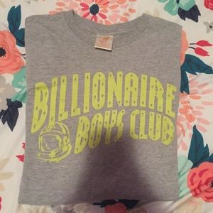 Billionaire Boys Club Other - BBC Glow In The Dark Logo Tee