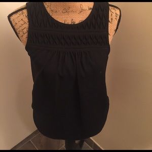 Elle Tops - Black Shirt