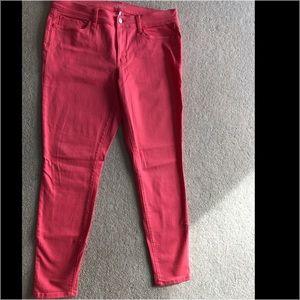 LOFT Denim - Ann Taylor Loft Skinny jeans