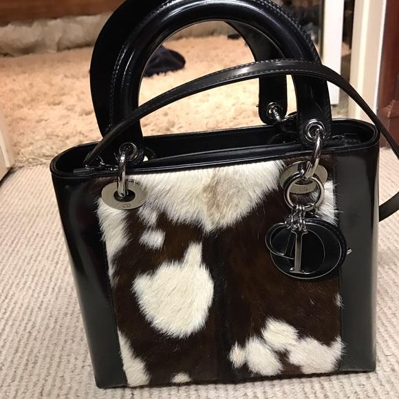 18187ac570 Christian Dior Bags   Lady Dior Bag Calfskin   Poshmark