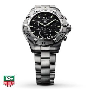 Tag Heuer Other - Tag Heuer CAF101E Aquaracer Men's Watch