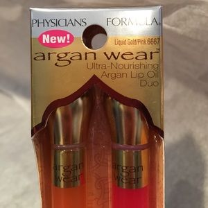 Physicians Formula Other - Physicians Formula Argan Lip Oil Duo