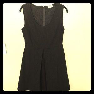 Maison Jules Dresses & Skirts - Textured Stretch Aline Dress