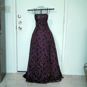 "Morgan & Co. Dresses & Skirts - ""Morgan &Co"" Formal Dress, backless, size8"