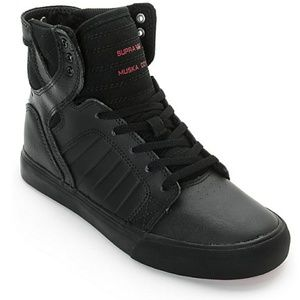 Supra Other - Supra boys skatetop red carpet tuf skate shoes