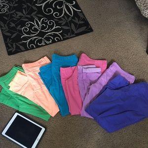 LEI Pants - Junior lei size 13 and dark purple is 15