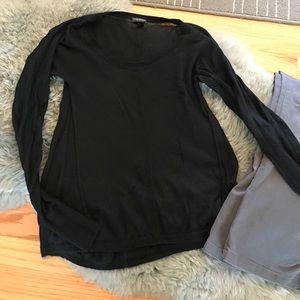 Club Monaco Sweaters - Light weight black sweater