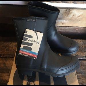 Kamik Shoes - 🆕 Kamik Jenny Lo Ankle Rain Boots