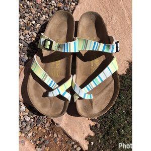 Birkenstock Shoes - Birkenstock papillo Tabora sandals