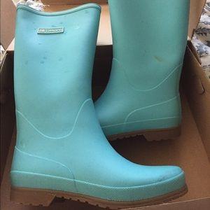 Tretorn Shoes - Kelly rainboot in aqua