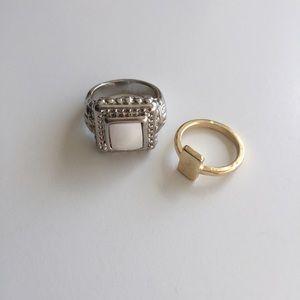 Jewelry - Boho Rings Bundle