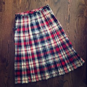 Vintage Other - 🍀Authentic Vintage Scottish Kilt!🍀