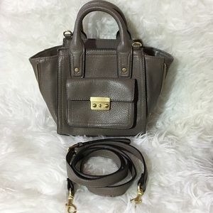 3.1 Phillip Lim for Target Handbags - 3.1 Phillip Lim for Target Mini Satchel - Taupe