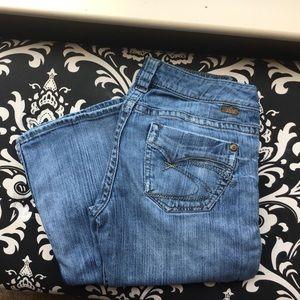 Silver Jeans Denim - Silver jeans size 26/35