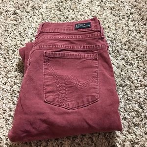 Citizens of Humanity Pants - Citizens of Humanity Corduroy Pants