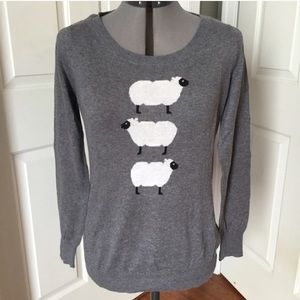 Old Navy Sheep Sweater M