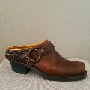 Frye Shoes - Frye boots mules clogs harness boots