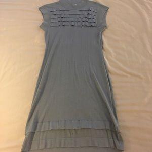 Banana Republic Silk/Cotton/Cashmere Blend Dress