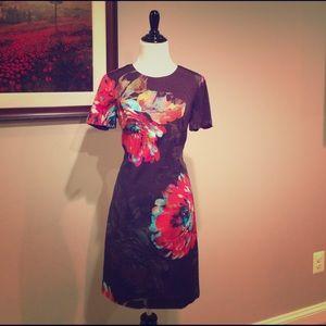 NWT Floral Trina Turk Dress