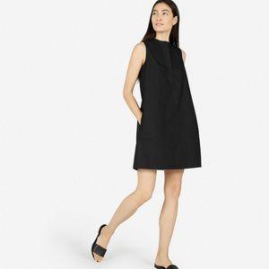 Everlane Dresses & Skirts - 🌞Everlane - Cotton Poplin Sleeveless Shirt Dress