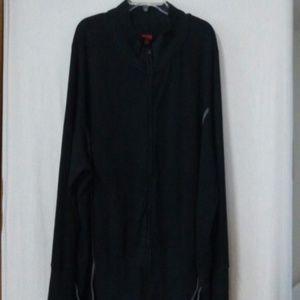 Merona women's plus size 4 sweatshirt jacket