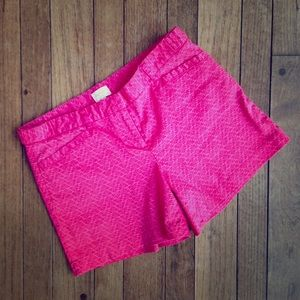 Laundry by Shelli Segal Pants - Coral & Fuchsia Laundry by Shelli Segal shorts